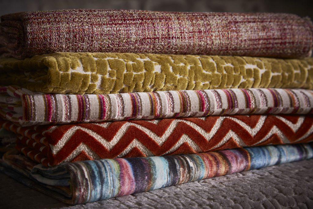 Fabrics | Clarke & Clarke | Frome